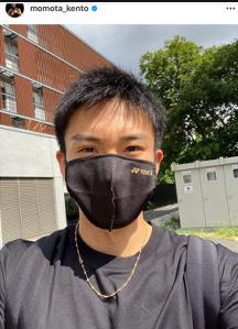 用 マスク 夏 ヨネックス